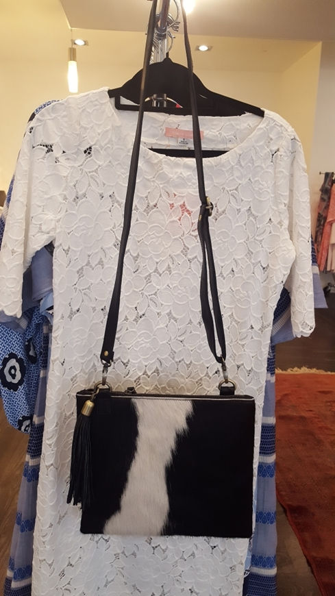 Picture of Cowhide Bag - Square