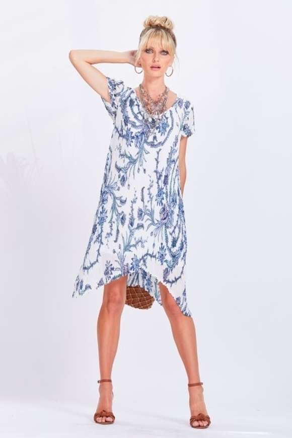 Picture of Loobie's Story - Kailua Pleat Dress