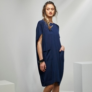 Picture of Nineteen//46 - Caped Dress