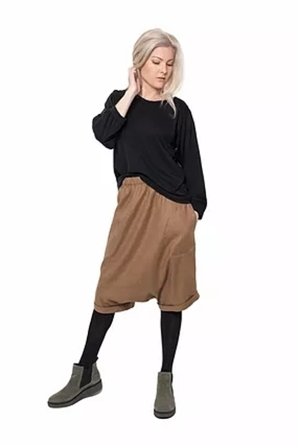 Picture of Harlowe - Divided Skirt