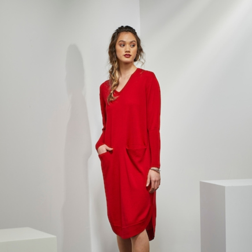 Picture of Nineteen//46 - Lovechild Sweater Dress