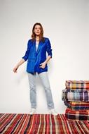 Picture of Leon & Harper - Volberte P Jacket (Blue)