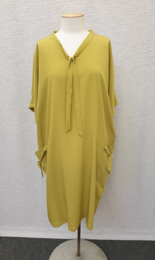 Picture of Pearl - Betty Dress (Pistachio)