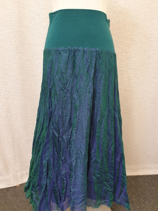 Picture of Amy Miller - Noelle Skirt (Paua)